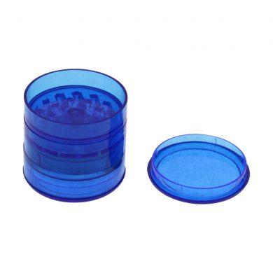 🧐 Acrylic 5 Part Blue Grinder Smartific 8718053638867