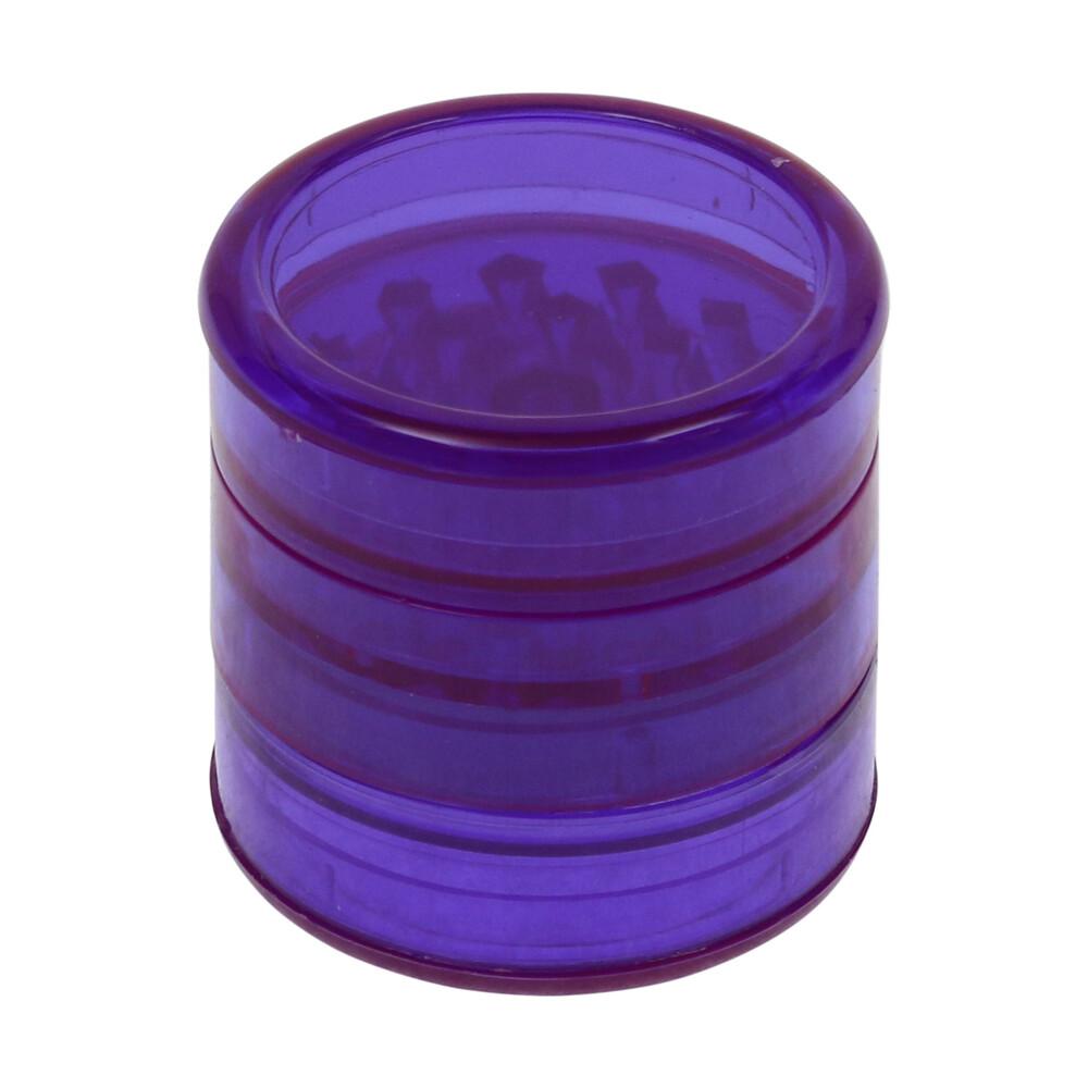 🧐 Acrylic 5 Part Purple Grinder Smartific 8718053638904