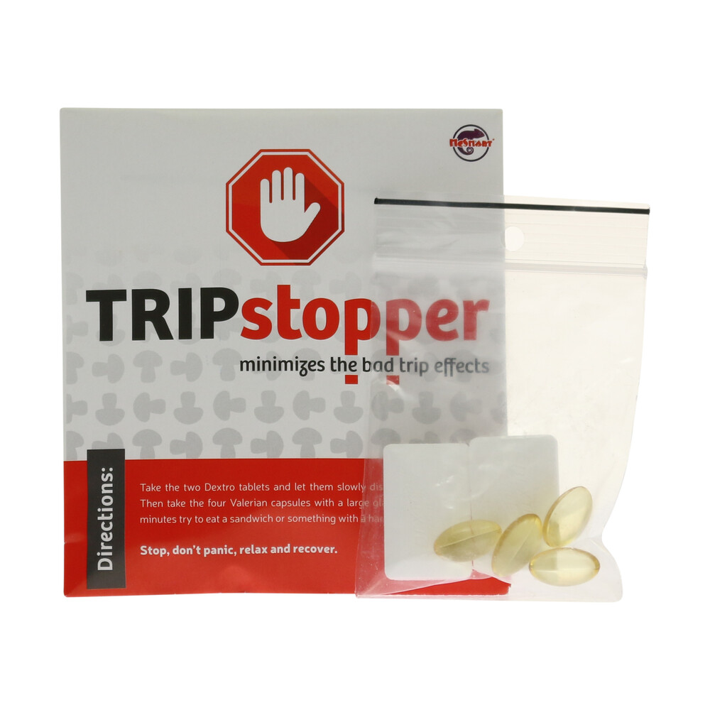 💊 Psychedelic Trip Stopper Capsules Smartific 8718274711462