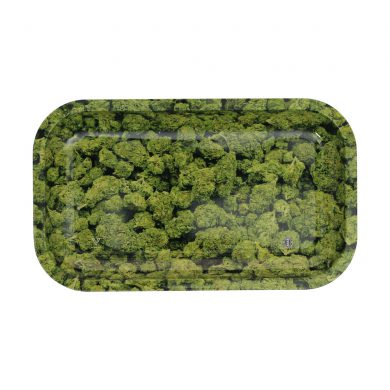 🧐 Buds Metal Large Rolling Tray Smartific 8718274713503
