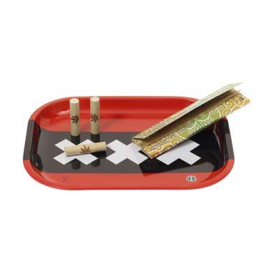🧐 Amsterdam XXX Small Metal Rolling Tray Smartific 8718274713626