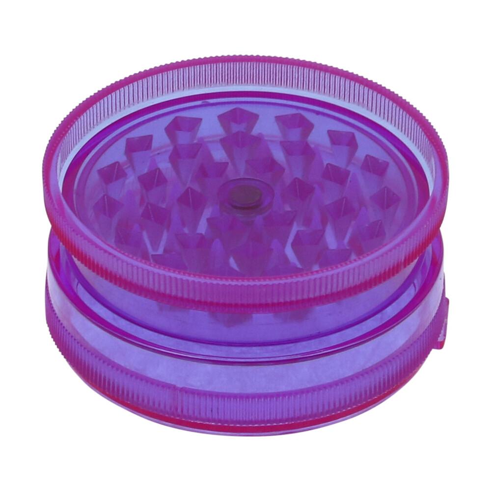🧐 Acrylic 3 Part Purple Grinder Smartific 8718274715354