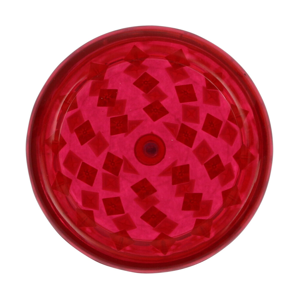 🧐 Acrylic 3 Part Red Grinder Smartific 8718274715385