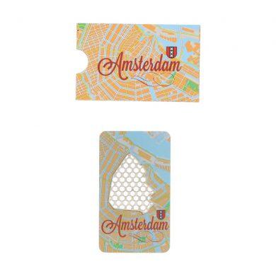 🧐 Amsterdam Map Credit Card Grinder Smartific 2900074