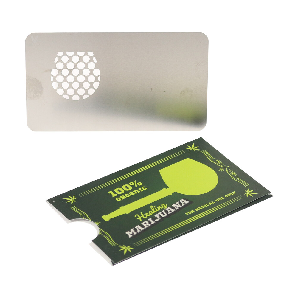 🧐 Marijuana Credit Card Grinder Smartific 2900075