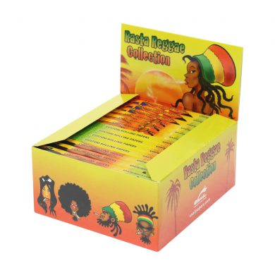 💨 Reggae Rasta Rolling Paper and Tips Smartific 3830061800144