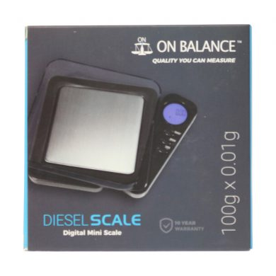 🧐 Scale On Balance DL-100 (100g x 0.01g) Smartific 5060347970829