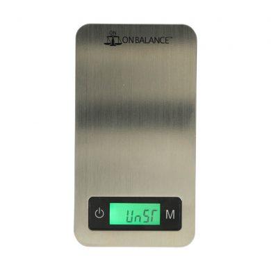 🧐 Scale On Balance Pro-Steel PRS-100 (100g x 0.01g) Smartific 5060347971321
