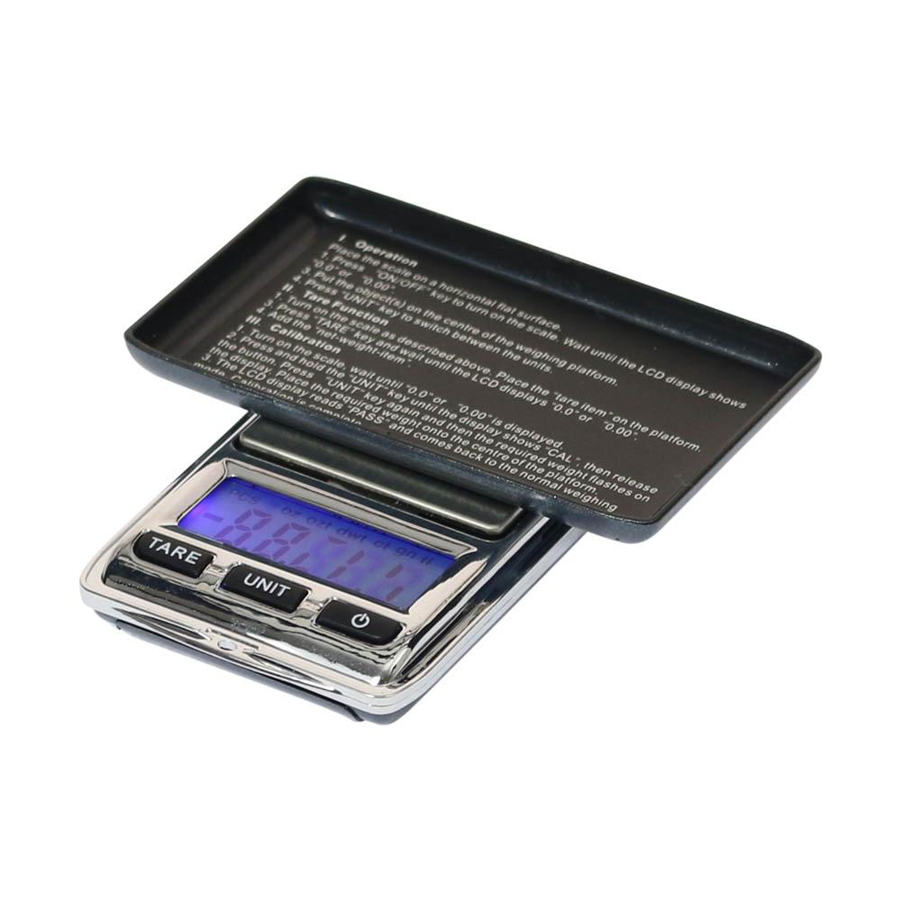 🧐 Scale On Balance DE-50 Mini (50g x 0.01g) Smartific 5060347971574