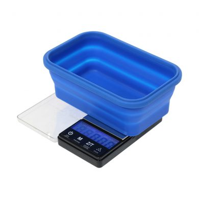 🧐 Scale On Balance Silicone Bowl (1000g x 0.1g) Smartific 5060347971642