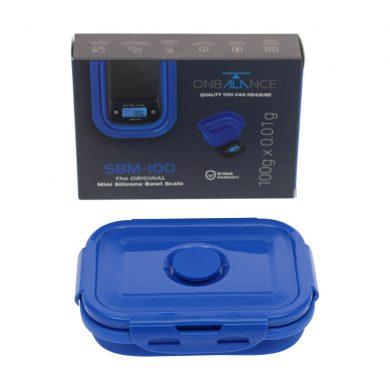 🧐 Scale On Balance Mini Silicone Bowl (100g x 0.01g) Smartific 5060347971680