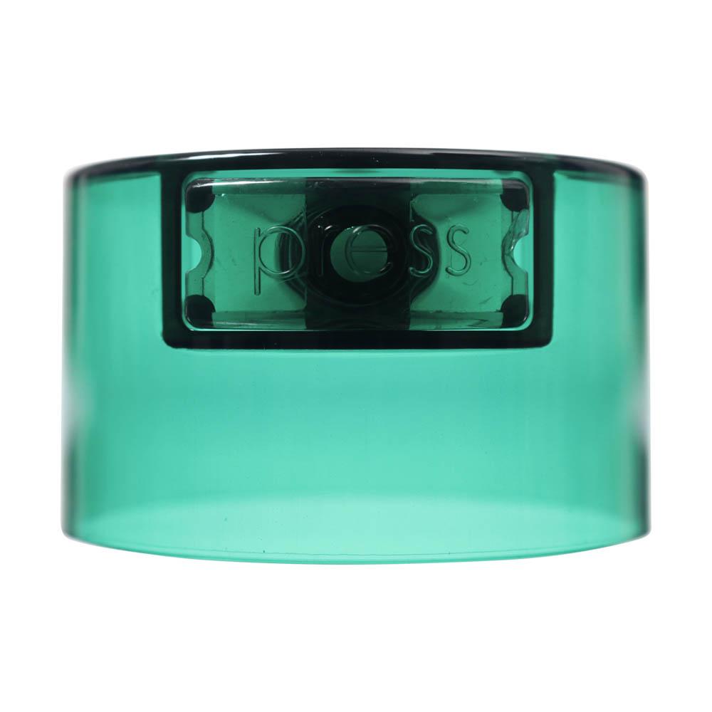 🧐 Small Tightvac Stashbox Green Tint With Green Cap Smartific 609465409719