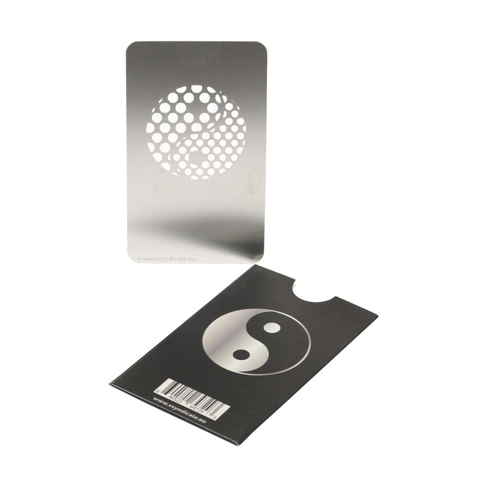 🧐 Yin-Yang creditcard Grinder Smartific 640522647293