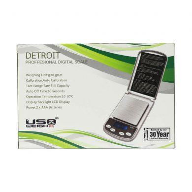 🧐 Detroit Scale (600g x 0.1g) Smartific 70080404545
