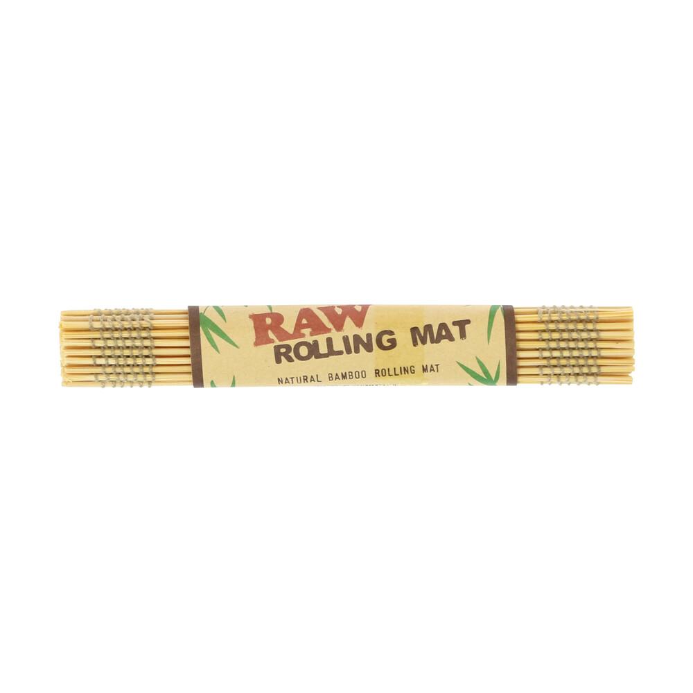 🧐 Raw Bamboo Rolling Mat Smartific 716165151098