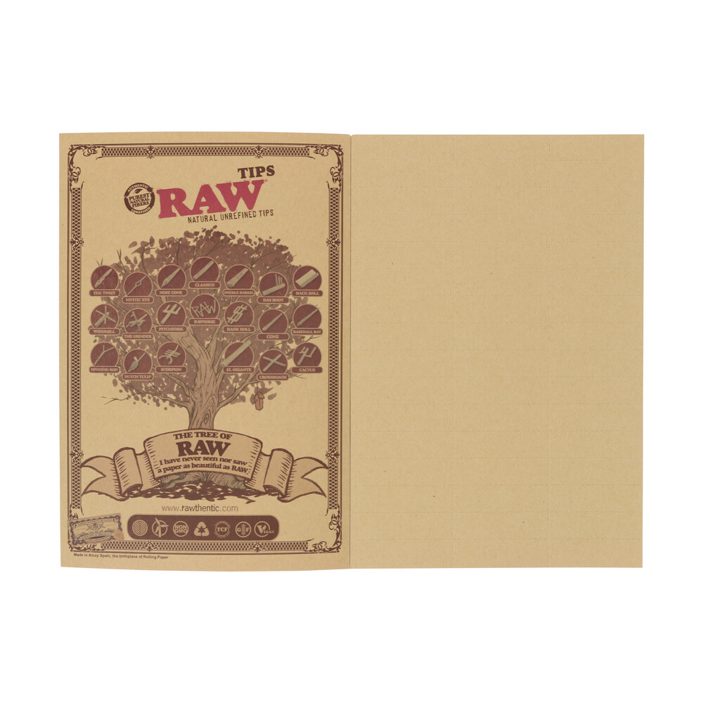 💨 Raw Rawlbook Tip Booklet Smartific 716165157977