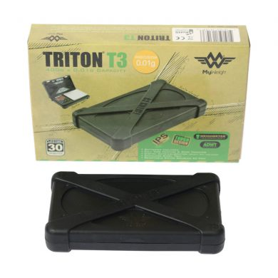🧐 Impact Resistant Triton T3 Pocket Scale (400g x 0.01g) Smartific 716165161936