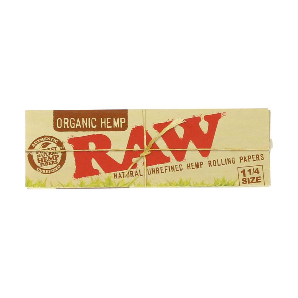 💨 Raw Organic Hemp King Size Slim Rolling Papers Smartific 716165174189