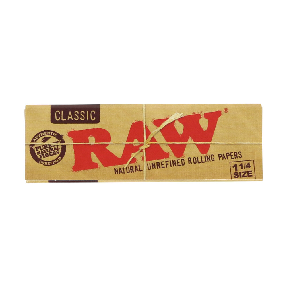 💨 Raw Classic 1¼ Rolling Papers Smartific 716165177326