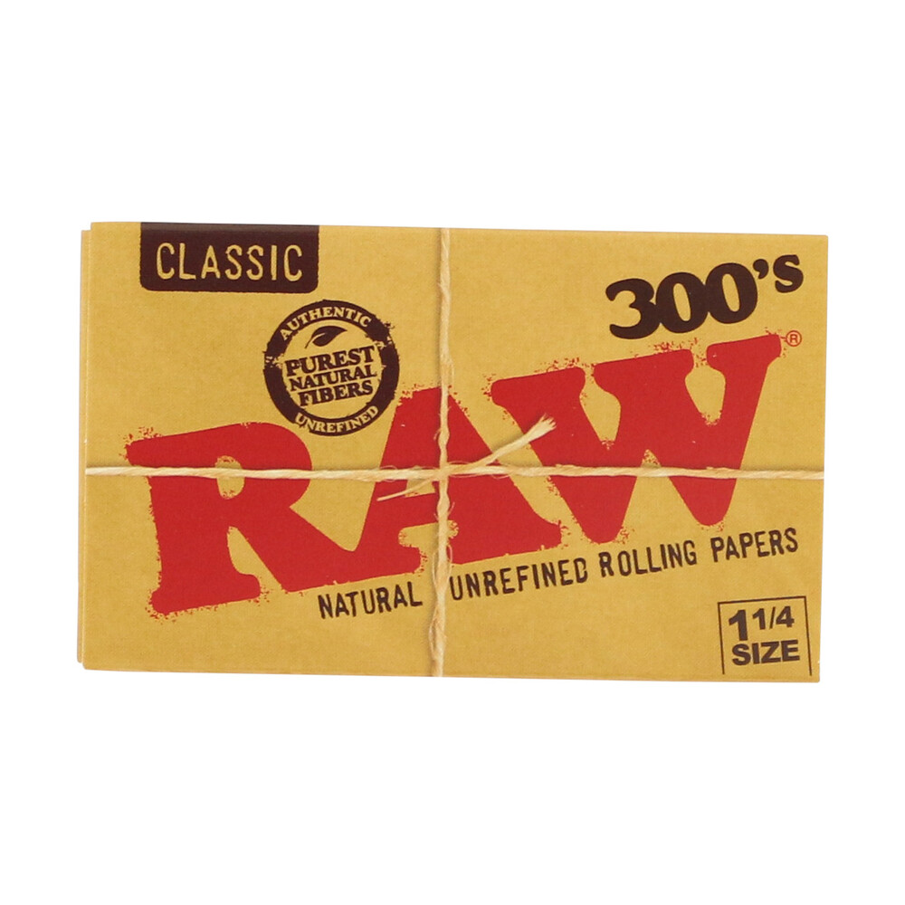 💨 Raw 300's Classic 1¼ Rolling Papers Smartific 716165177340