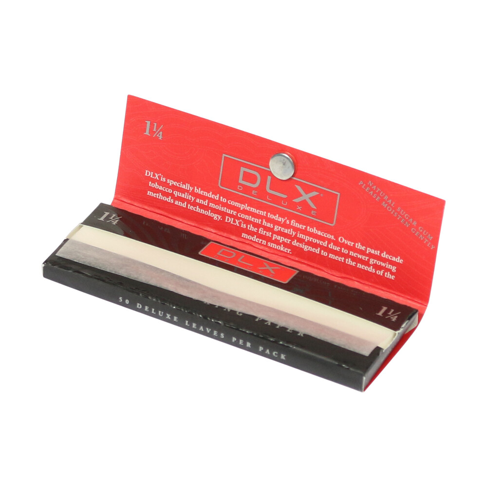 💨 DLX 1¼ Deluxe Rolling Papers Smartific 716165177517