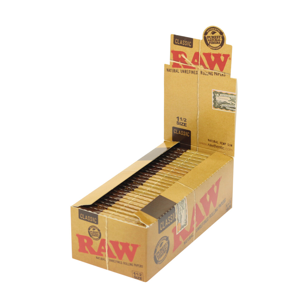 💨 Raw Classic 1½ Rolling Papers Smartific 716165178439