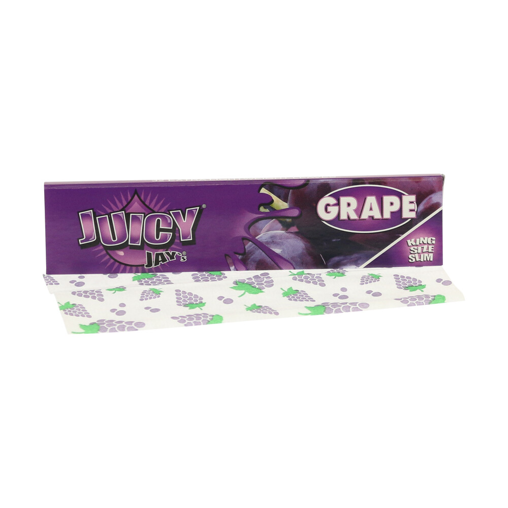 💨 Grape Flavored Papers Juicy Jay's Smartific 716165179832