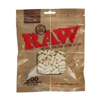 💨 Raw Pure Cotton Rolling Filters Smartific 716165179955