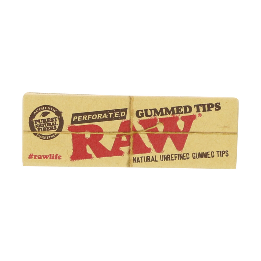 💨 RAW Perforated Gummed Tips Smartific 716165200253