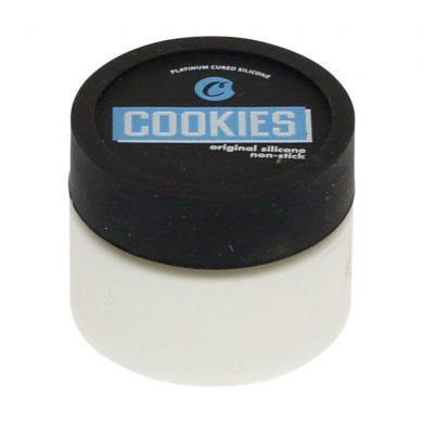 🧐 Cookie Silicone Mini Jar Smartific 716165224198