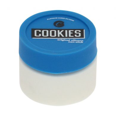 ? Cookie Silicone Mini Jar Smartific 716165224204