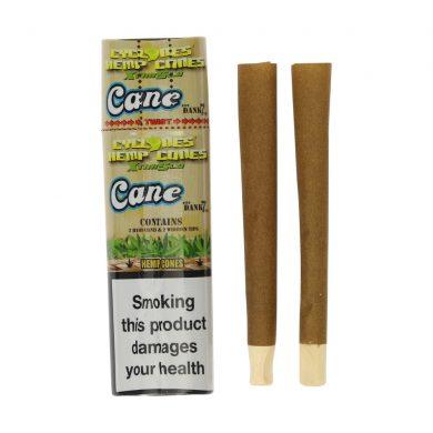 💨 Cyclones Hemp Sugar Cane Prerolled Blunt Cones Smartific 716165250616