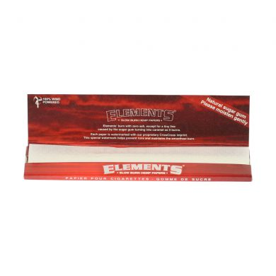 💨 Elements King Size Hemp Rolling Papers Smartific 716165250906