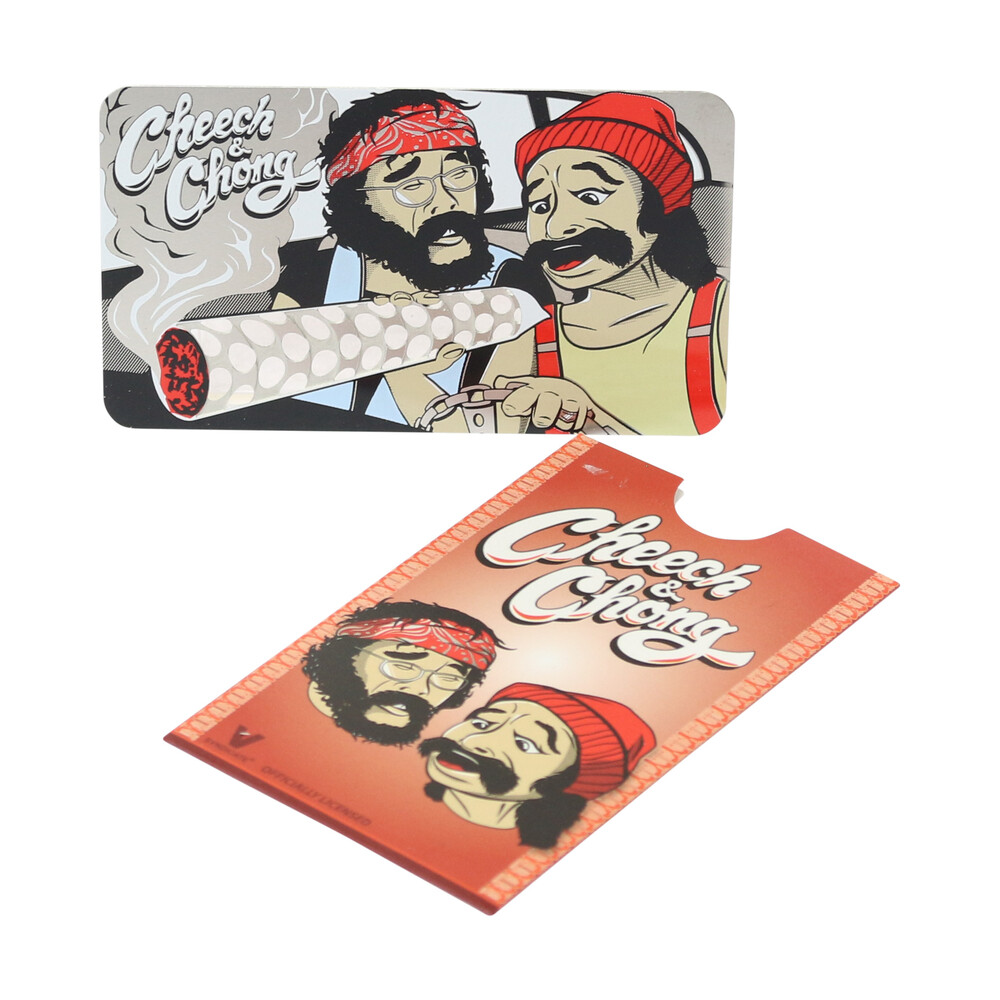 🧐 Cheese & Chong 1/4 Pounder Credit Card Grinder Smartific 799804086296