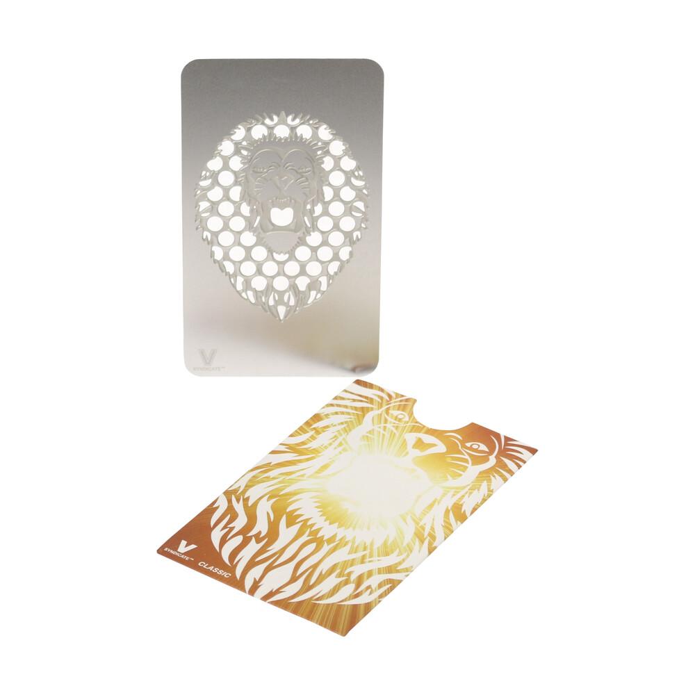 🧐 Roaring Lion Credit Card Grinder Smartific 799804086302