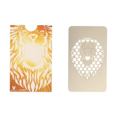 ? Roaring Lion Credit Card Grinder Smartific 799804086302