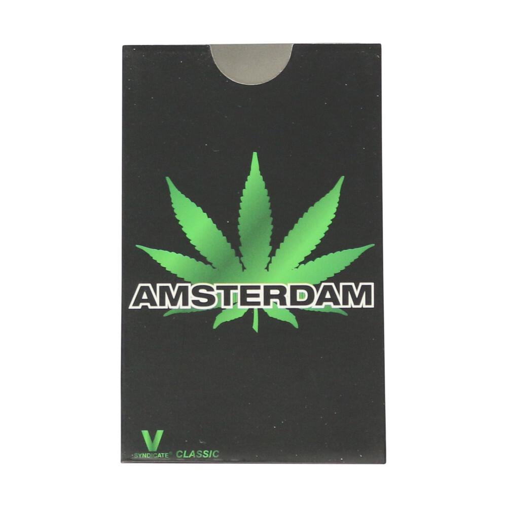 🧐 Leaf Amsterdam Credit Card Grinder Smartific 799804086333