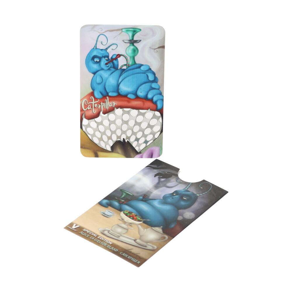 🧐 Caterpillar - Alice in Grinderland Credit Card Grinder Smartific 799804086630