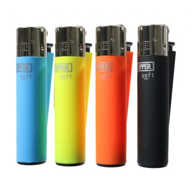 🧐 Clipper Soft Touch Lighter Smartific 8412765830914