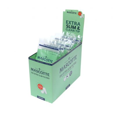 💨 Mascotte Extra Slim Filters Smartific 8710993004771