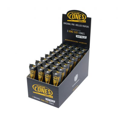 💨 Cones 3 Pre-rolled King Size Cone Set Smartific 8715144009209