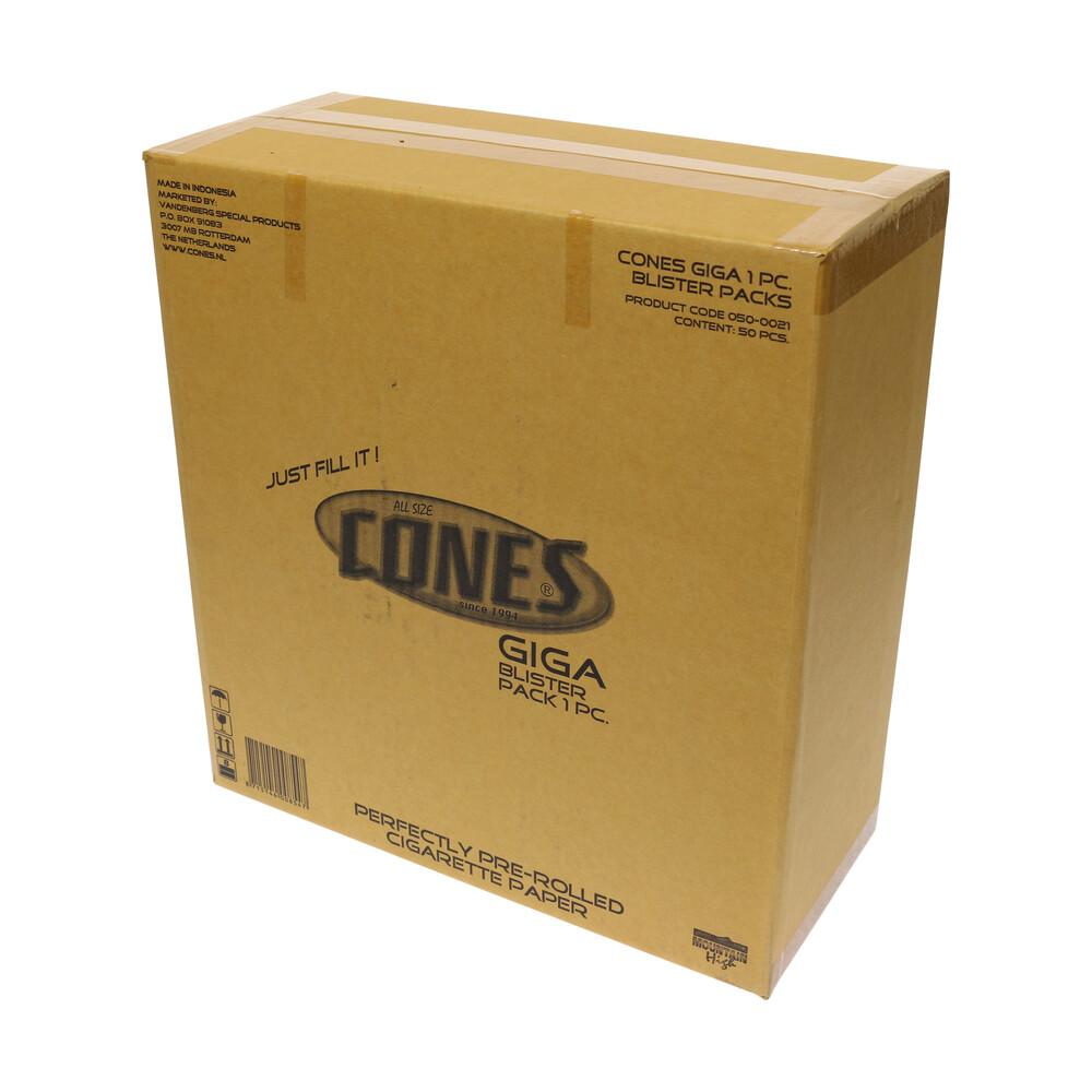 💨 Cones Black Giga Huge Party Cone Smartific 8715144009216