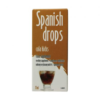 🧐 Spanish Fly Cola Smartific 8717344178846