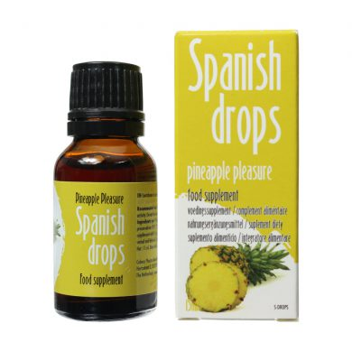 🧐 Spanish Fly Pineapple Smartific 8717344178860