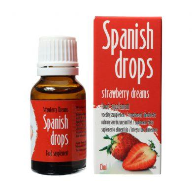 🧐 Spanish Fly Strawberry Smartific 8717344178884