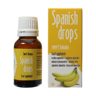 🧐 Spanish Fly Banana Smartific 8717344178891