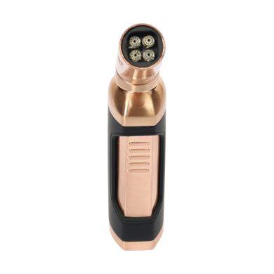 🧐 Jobon Rose Gold Torch Lighter Smartific 8717624210945