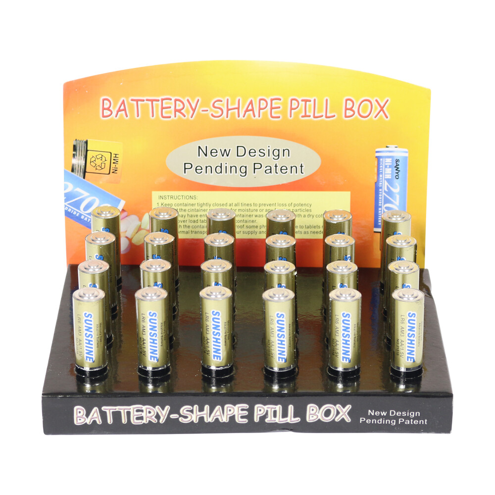 🧐 Stash Battery Smartific 8717624211126