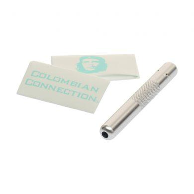🧐 Aluminum Silver Snorter Smartific 8717624212550