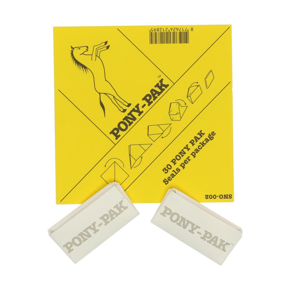 🧐 Pony Pak Seals Smartific 8717624212895
